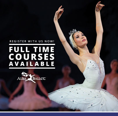 Full time ballet course