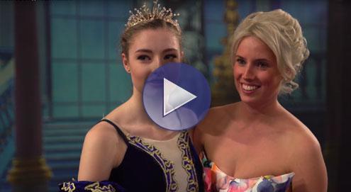 Alba Ballet Cinderella 2016 and Coppelia 2018 Auditions