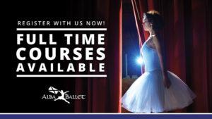 Alba Ballet full time course